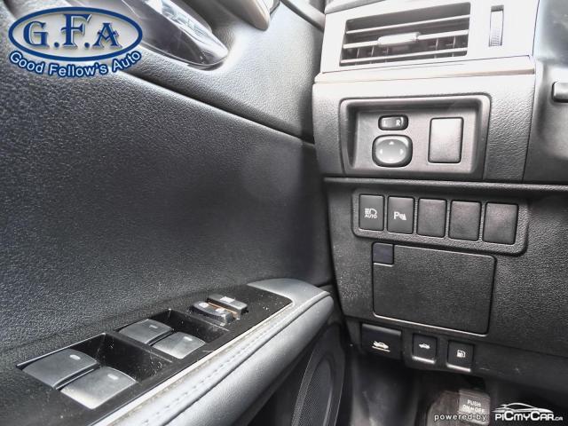 2017 Lexus ES 350 PREMIUM, LEATHER SEATS, SUNROOF, REARVIEW CAMERA Photo17