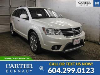 Used 2012 Dodge Journey R/T for sale in Burnaby, BC