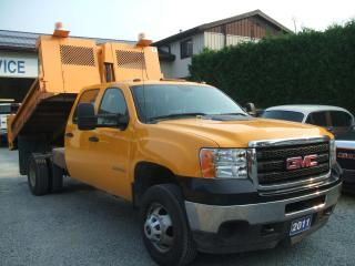 Used 2011 GMC C3500 SLE, 1 tonne Dump Box for sale in Beaverton, ON