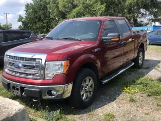 Used 2014 Ford F-150 XLT for sale in Cambridge, ON