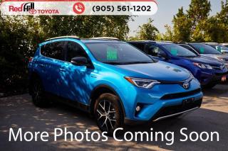 Used 2018 Toyota RAV4 Hybrid SE for sale in Hamilton, ON