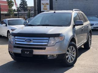 Used 2008 Ford Edge Limited AWD, LEATHER HEATED SEATS, & MUCH MORE for sale in Saskatoon, SK