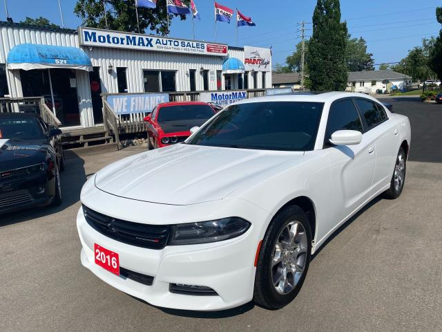 2016 Dodge Charger SXT-AWD-ACCIDENT FREE