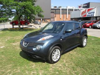 Used 2011 Nissan Juke SV ~ ACCIDENT FREE ~ SAFETY INCLUDED for sale in Toronto, ON