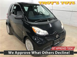 Used 2015 Smart fortwo Pure for sale in Guelph, ON