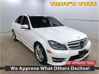 Used 2013 Mercedes-Benz C-Class C 300 for sale in Guelph, ON