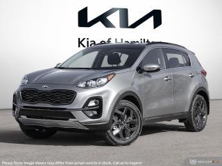New 2022 Kia Sportage for sale in Hamilton, ON