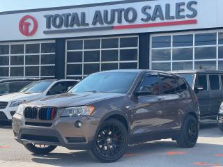 Used 2012 BMW X3 X3   UPGRADED RIMS   PANO   LED for sale in North York, ON