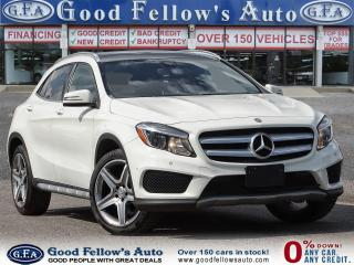 Used 2015 Mercedes-Benz GLA 250 4MATIC, BLIND SPOT, MEMORY SEATS, PAN ROOF, NAVI for sale in Toronto, ON