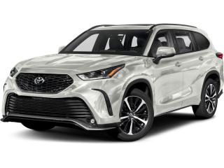 New 2021 Toyota Highlander XSE for sale in Sarnia, ON