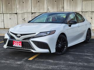 New 2021 Toyota Camry XSE for sale in Sarnia, ON