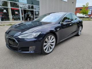 Used 2015 Tesla Model S 85 kWh Battery for sale in Vaughn, ON