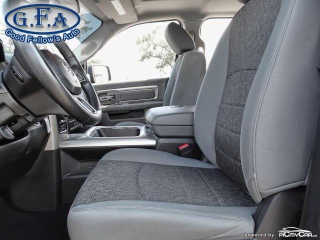 2019 RAM 1500 SLT CREW CAB, MOON ROOF, 4WD, BACKUP CAMERA, NAVI Photo9