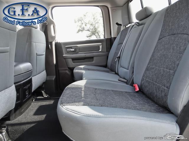 2019 RAM 1500 SLT CREW CAB, MOON ROOF, 4WD, BACKUP CAMERA, NAVI Photo11