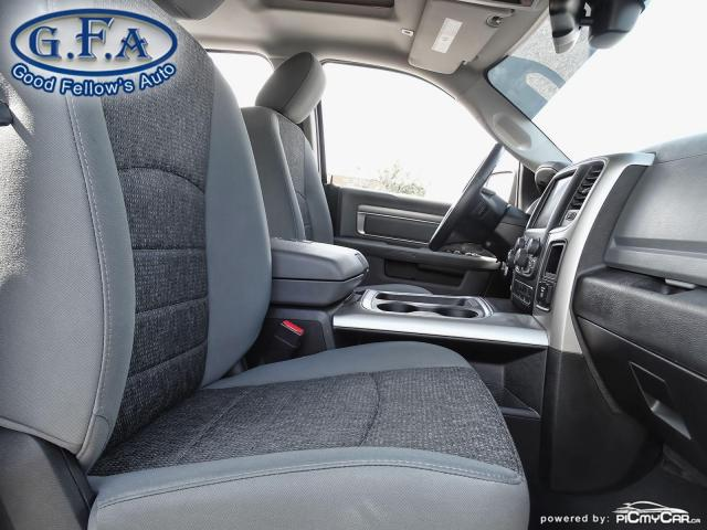2019 RAM 1500 SLT CREW CAB, MOON ROOF, 4WD, BACKUP CAMERA, NAVI Photo12