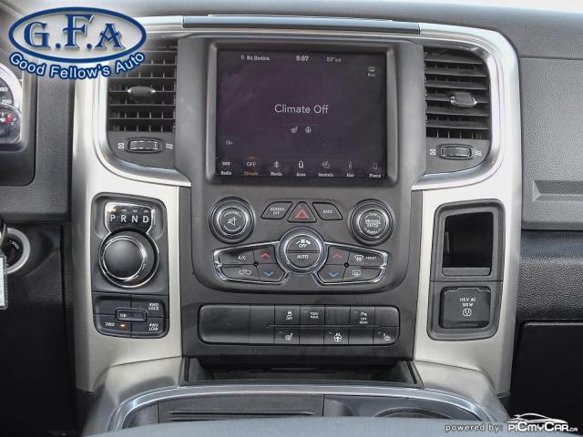 2019 RAM 1500 SLT CREW CAB, MOON ROOF, 4WD, BACKUP CAMERA, NAVI Photo15