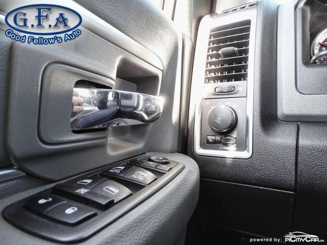 2019 RAM 1500 SLT CREW CAB, MOON ROOF, 4WD, BACKUP CAMERA, NAVI Photo18