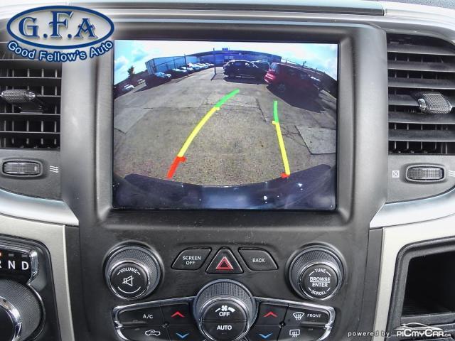 2019 RAM 1500 SLT CREW CAB, MOON ROOF, 4WD, BACKUP CAMERA, NAVI Photo19