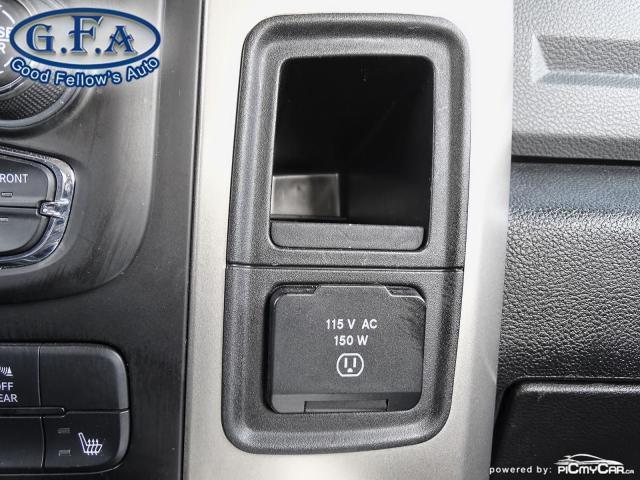 2019 RAM 1500 SLT CREW CAB, MOON ROOF, 4WD, BACKUP CAMERA, NAVI Photo22