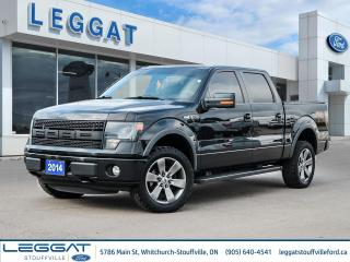 Used 2014 Ford F-150 XLT for sale in Stouffville, ON
