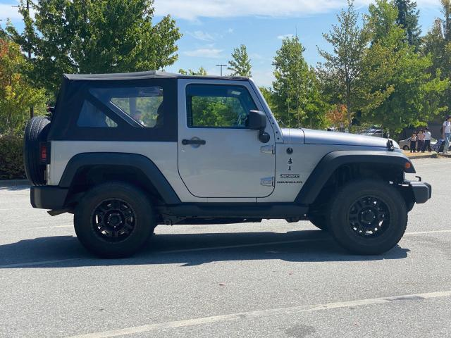 2014 Jeep Wrangler SPORT Photo5