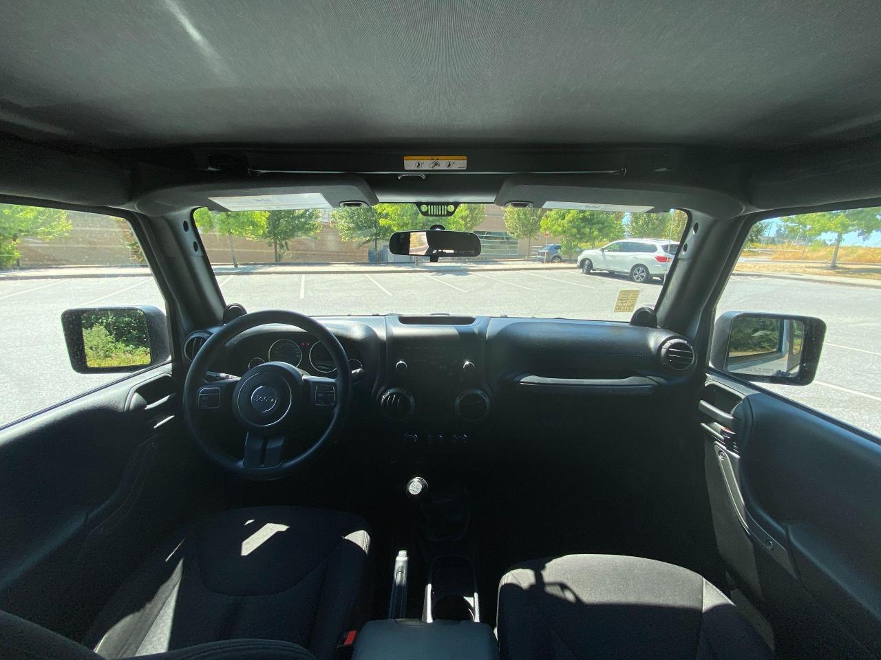 2014 Jeep Wrangler SPORT Photo10