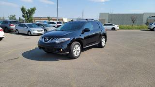 Used 2012 Nissan Murano SL | AWD | LEATHER | $0 DOWN - EVERYONE APPROVED!! for sale in Calgary, AB