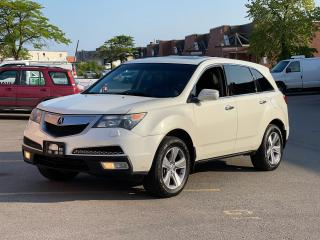 Used 2013 Acura MDX Tech Pkg Navigation/DVD/Sunroof/Camera for sale in North York, ON