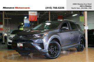 Used 2016 Toyota RAV4 LE - BACKUP CAMERA|HEATED SEATS|BLUETOOTH for sale in North York, ON