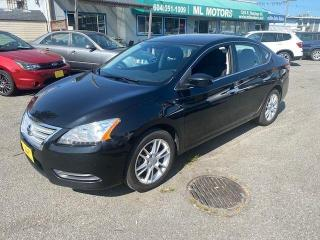 Used 2015 Nissan Sentra S for sale in Vancouver, BC
