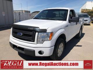 Used 2013 Ford F150 STX REG CAB SWB 2WD 5.0L for sale in Calgary, AB