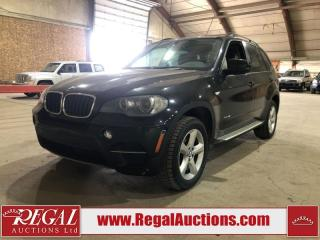 Used 2011 BMW X5 XDRIVE35I 4D Utility for sale in Calgary, AB
