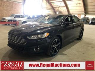 Used 2015 Ford Fusion SE 4D Sedan for sale in Calgary, AB