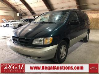 Used 1998 Toyota Sienna LE 4D Wagon FWD for sale in Calgary, AB