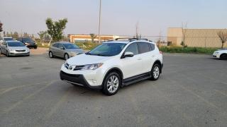 Used 2013 Toyota RAV4 LIMITED I $0 DOWN - EVERYONE APPROVED!! for sale in Calgary, AB