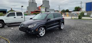 Used 2012 Volkswagen Tiguan HIGHLINE GARANTIE 1 ANS for sale in Pointe-aux-Trembles, QC