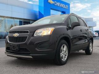 Used 2015 Chevrolet Trax LT for sale in Winnipeg, MB