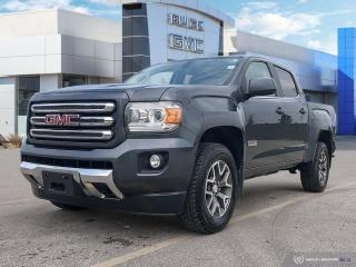 Used 2016 GMC Canyon 4WD SLE All Terrain Pkg   Crew Cab   4WD for sale in Winnipeg, MB