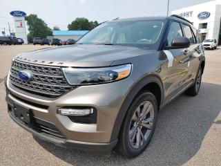 New 2021 Ford Explorer XLT 4WD for sale in Pembroke, ON
