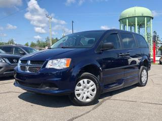 Used 2015 Dodge Grand Caravan SE/SXT WHEELCHAIR ACCESSIBLE | A/C | CRUISE | POWER OPTIONS for sale in Stittsville, ON