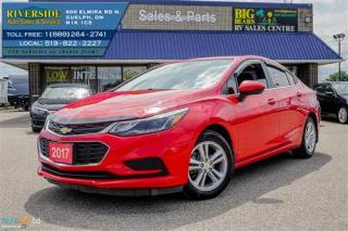Used 2017 Chevrolet Cruze LT - Heated Seats for sale in Guelph, ON