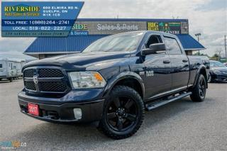Used 2017 RAM 1500 SLT - Heated Seats - Heated Steering for sale in Guelph, ON