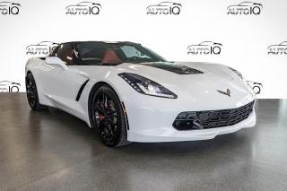 Used 2017 Chevrolet Corvette Stingray 1LT | SPICE RED LEATHER for sale in Innisfil, ON