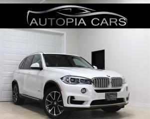 Used 2017 BMW X5 AWD xDrive35i HEADS UP DISPLAY NAVI REAR VIEW CAM for sale in North York, ON