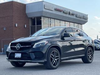 Used 2019 Mercedes-Benz GLE AMG 43 4MATIC NAVI/FULL SUNROOF for sale in Concord, ON