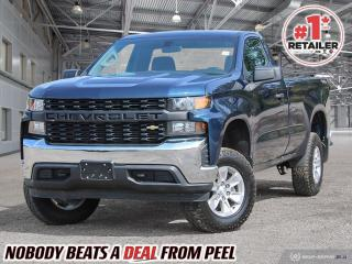 Used 2019 Chevrolet Silverado 1500 Work Truck for sale in Mississauga, ON