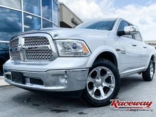 Used 2017 RAM 1500 | DIESEL | LEATHER | LED | SUNROOF for sale in Etobicoke, ON