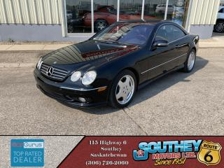 Used 2001 Mercedes-Benz C320S With High Performance AMG Package for sale in Southey, SK
