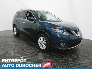 Used 2016 Nissan Rogue SL AUTOMATIQUE - 7 passagers - Toit panoramique - for sale in Laval, QC