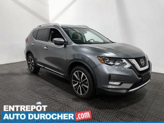Used 2018 Nissan Rogue SL AUTOMATIQUE - Toit panoramique - Navigation - for sale in Laval, QC